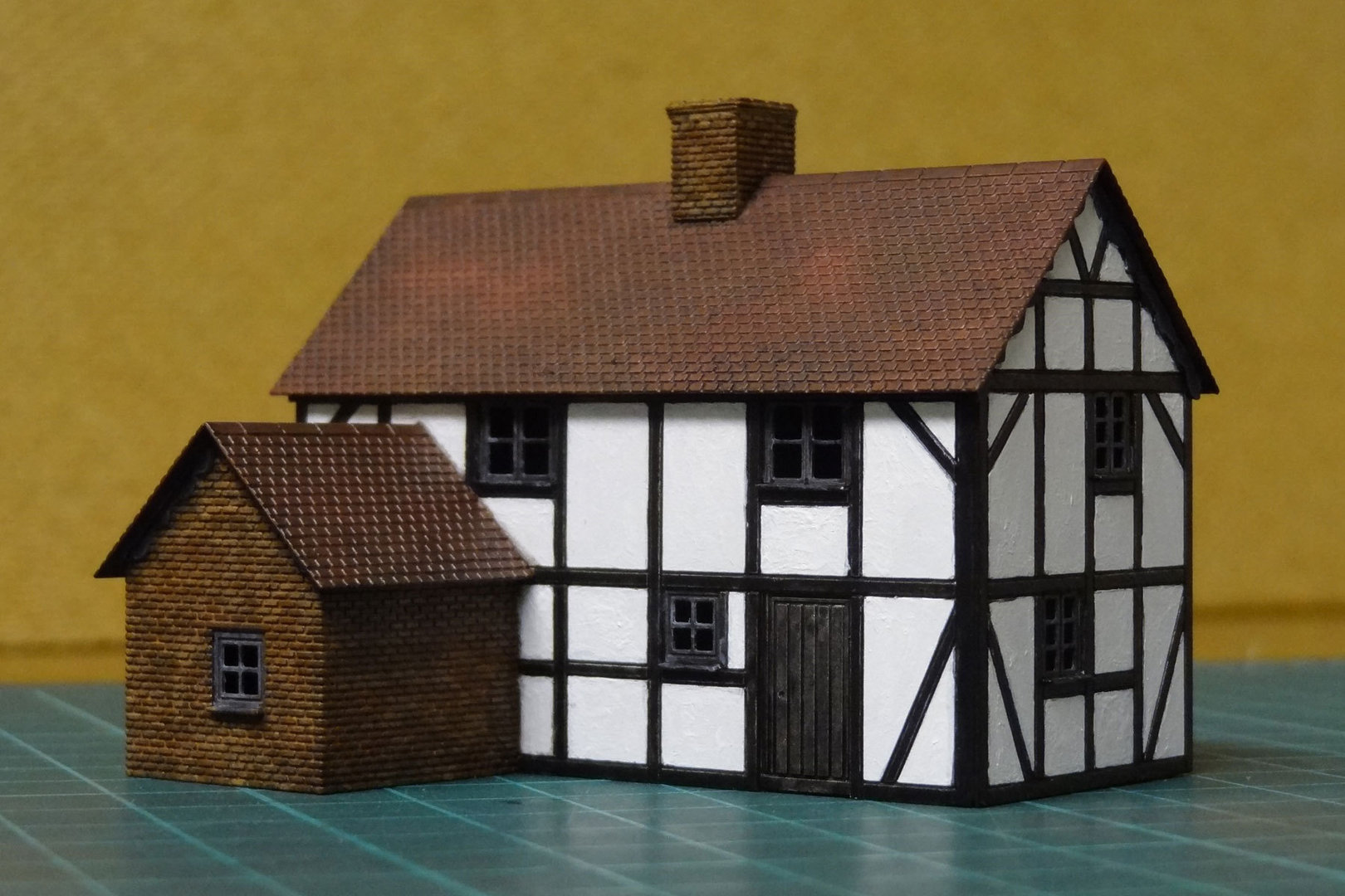 N2 Half Timbered House
