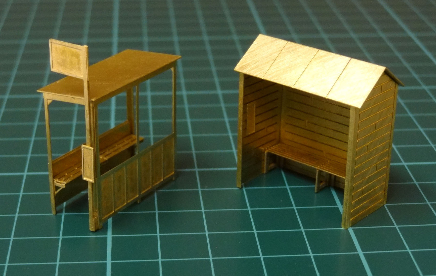 D9 Set of 2 Shelters