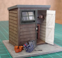 To suit 1:48 scale