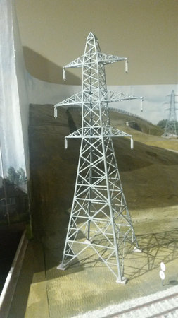 N14 Pylons by Robert Symmons, adding good height to the layout\\n\\n16/09/2017 15:55