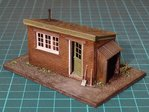 D1 Brick Lineside Hut