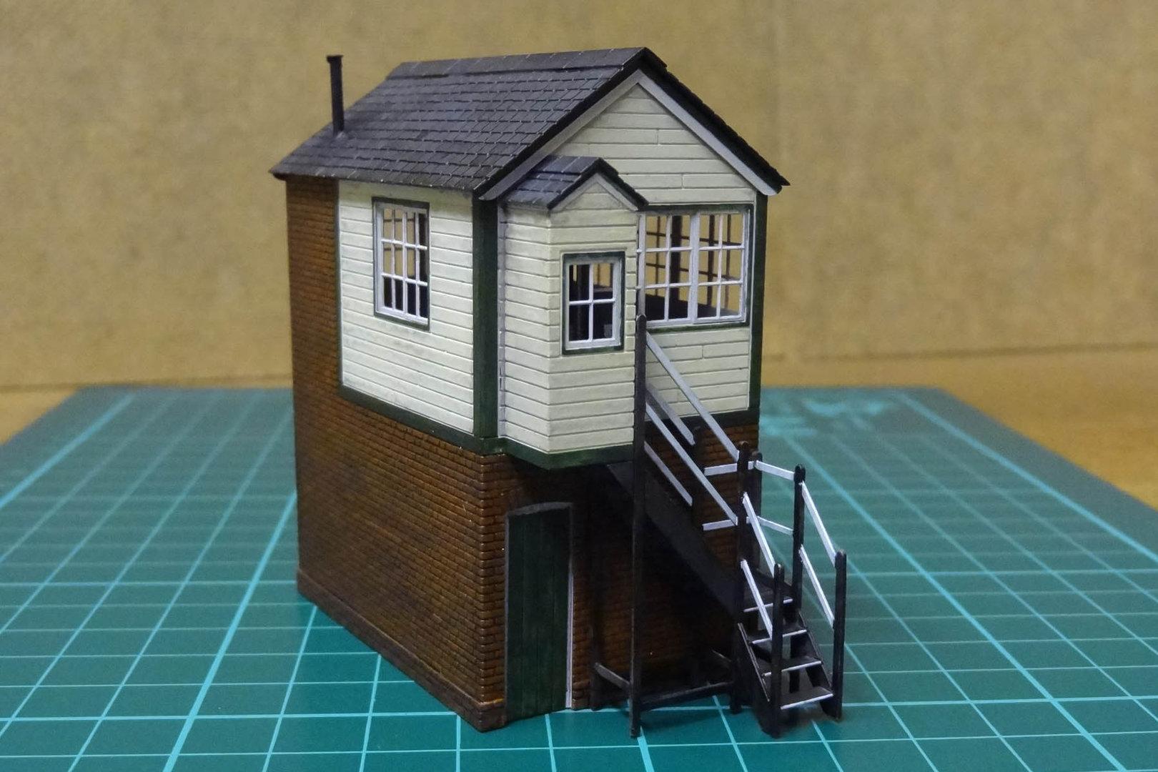 D3 Signal Box Severn Models