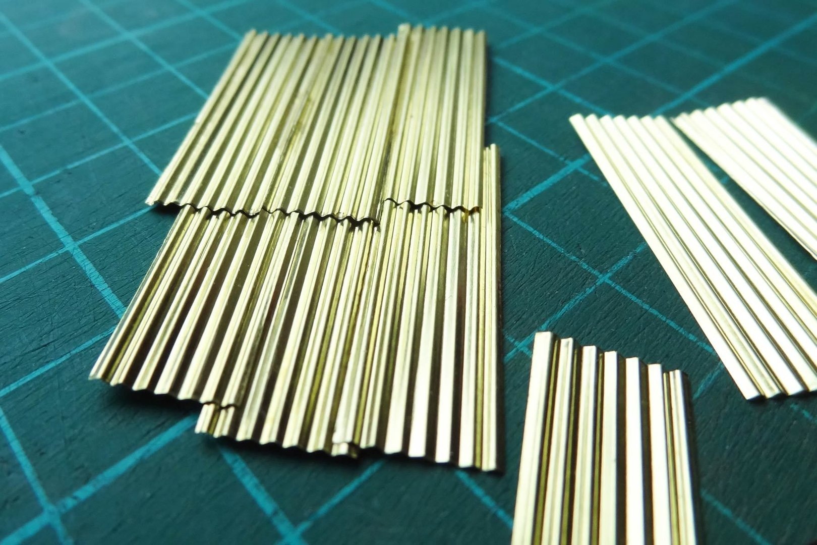 M1 Corrugated Sheet Brass Severn Models