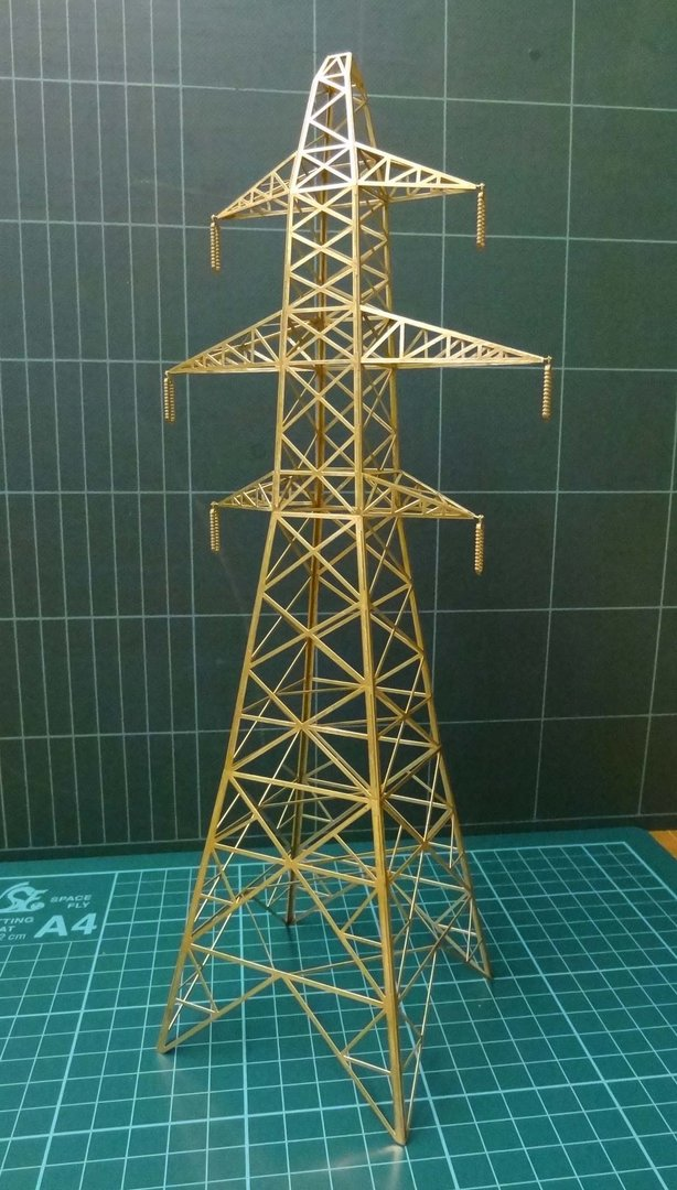 D12 Electricity Pylon