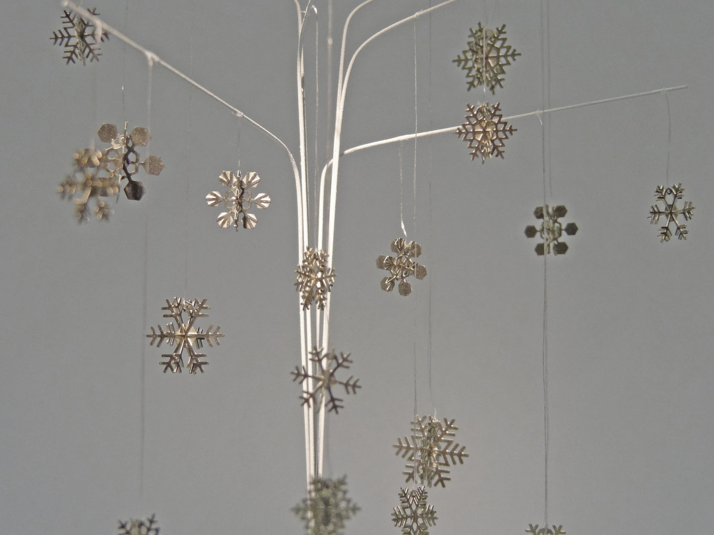 T10 Snowflakes Decorations